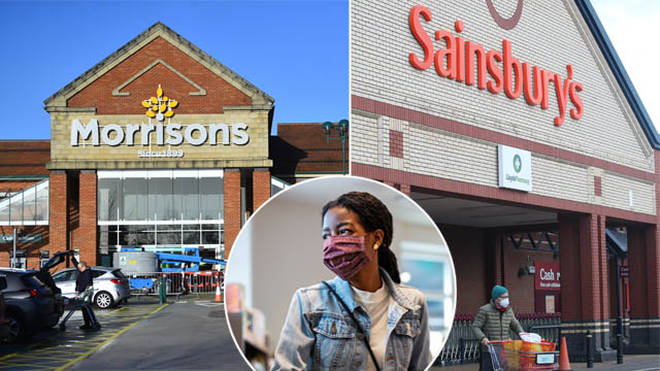 Morrisons and Sainsbury's have new shopping rules