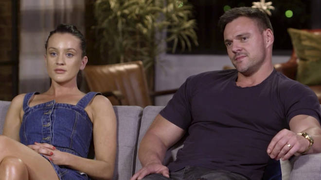 Bronson and Ines decided to go their separate ways on MAFS