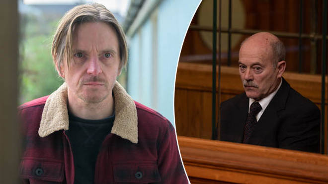 Oliver Ryan plays John's son Adrian Cooper in The Pembrokeshire Murders