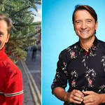 Graham Bell is starring on Dancing On Ice