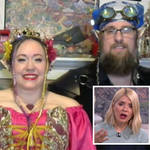 This Morning viewers stunned as Fairy, Troll and Leprechaun 'throuple' share relationship details