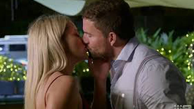 Jessika and Dan got together on Married at First Sight Australia