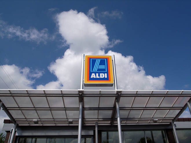 """Aldi are encouraging shoppers to not panic buy as there is """"good availability"""" on all products"""