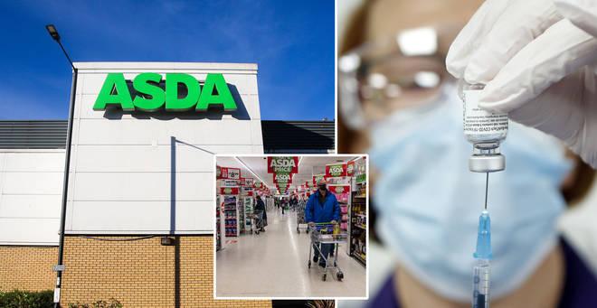 Asda will offer coronavirus vaccinations in its Birmingham store from 25 January
