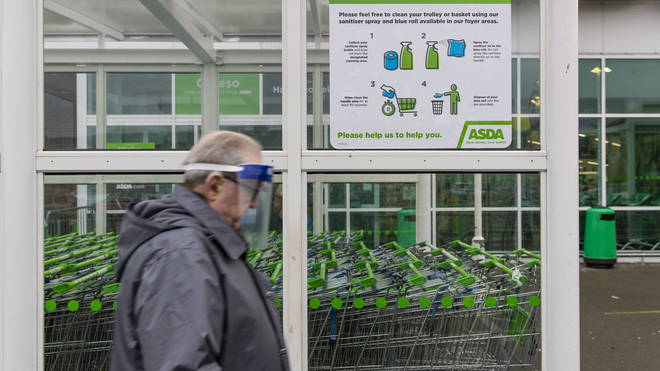Asda will be the first supermarket to offer the service