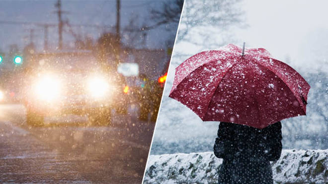 The weather is set to stay very chilly this week