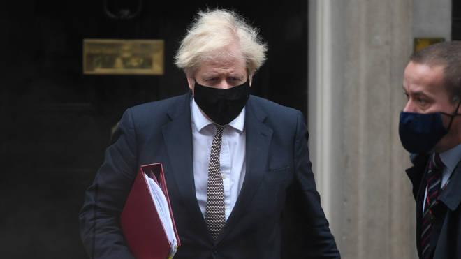Boris Johnson could increase covid restrictions