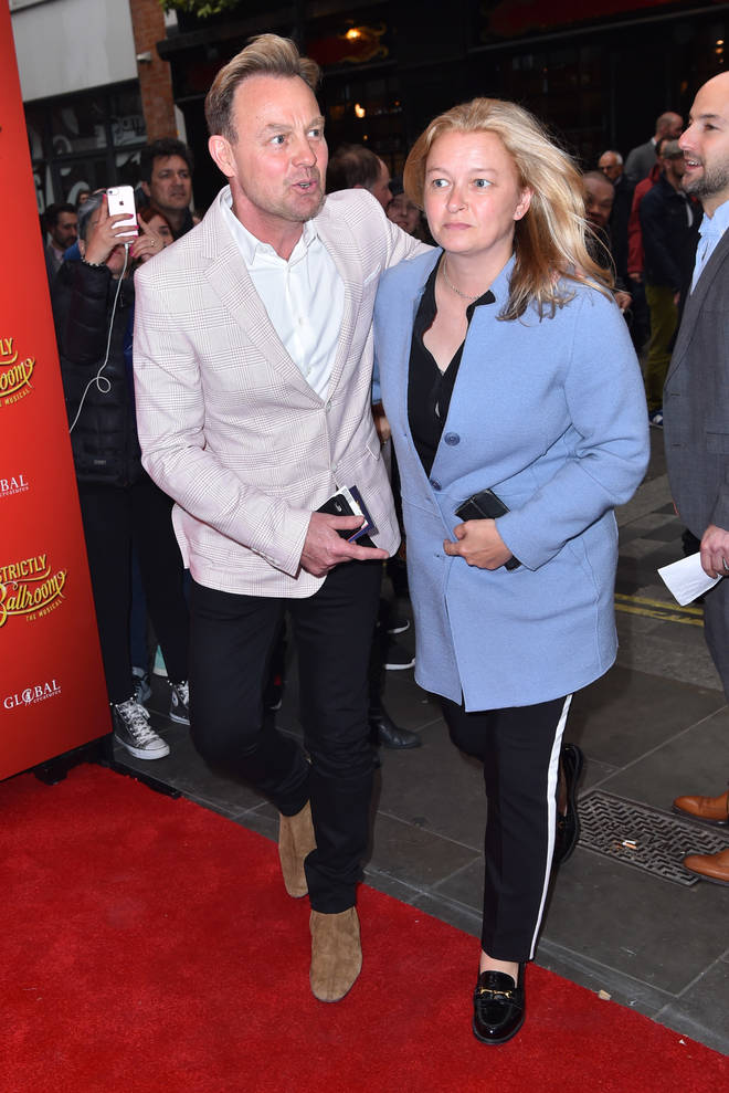 Jason Donovan has been with his wife for over 20 years