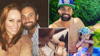 Married at First Sight Australia's Jules and Cameron are parents