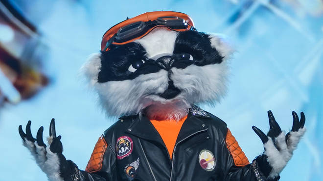Badger is the current favourite to win The Masked Singer
