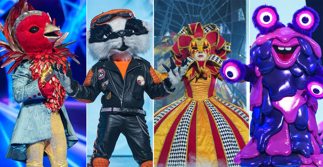 Who will win The Masked Singer?