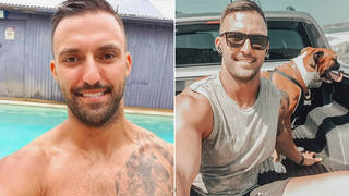 Nic Jovanovic appeared on Married at First Sight Australia