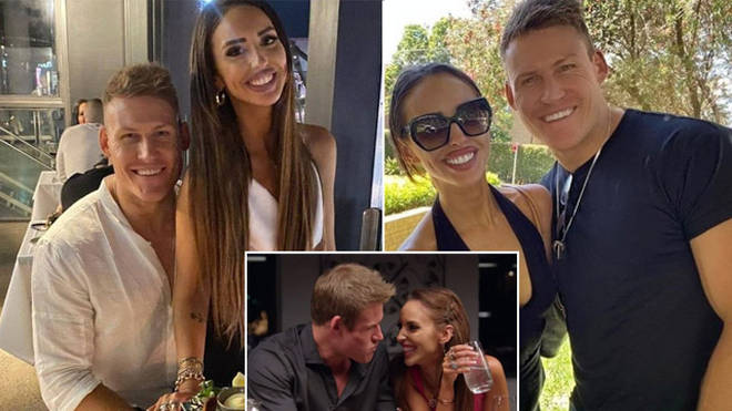 Lizzie found love with partner Seb in Married at First Sight season 7