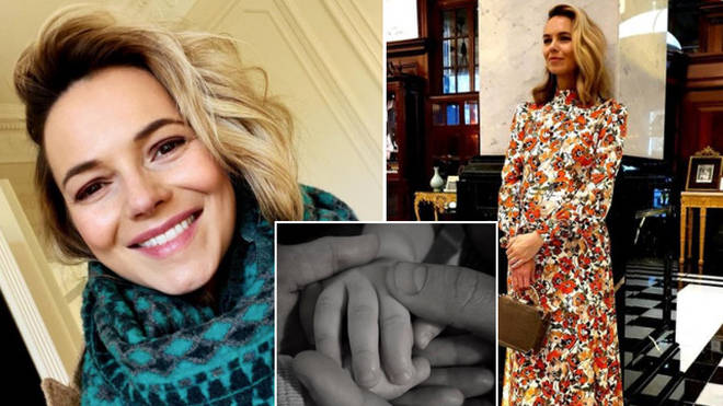 EastEnders' Kara Tointon has become a mum for the second time