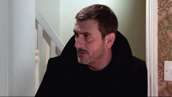 Peter Barlow has refused treatment for his liver failure