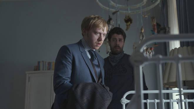 Rupert Grint stars in Apple TV+'s Servant