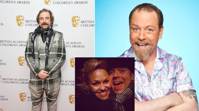 Rufus Hound is taking part in Dancing On Ice this year