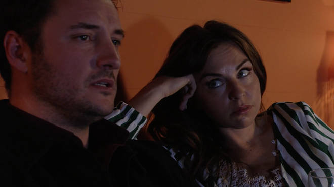 Ruby is lying to Martin in EastEnders