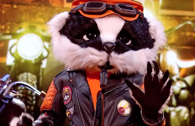 At the moment, Badger's identity remains a secret