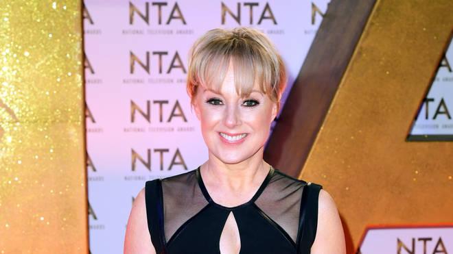 Phoebe's mum is Corrie star Sally Dynevor