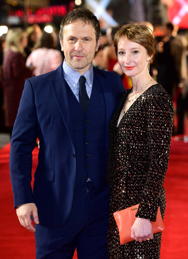 Jason Merrells is married to actress Emma Lowndes