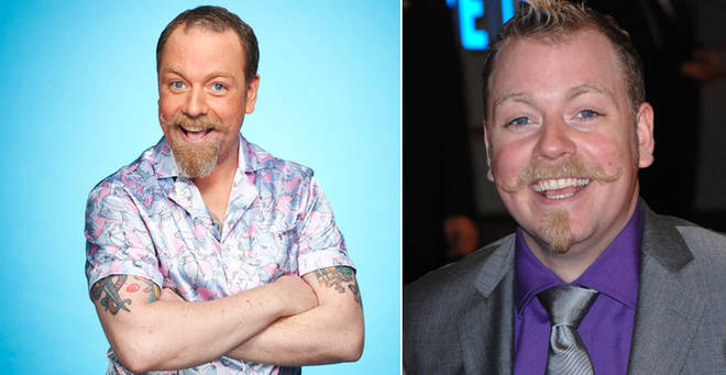Rufus Hound has opened up about his decision to do Dancing On Ice