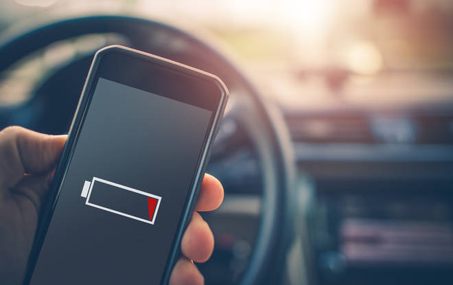 Phone batteries are giving people anxiety