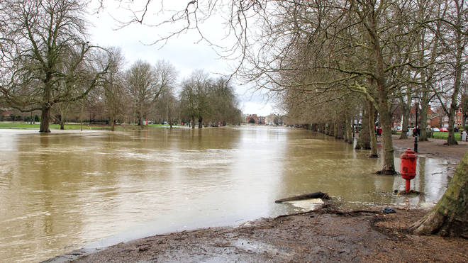 The UK is set for more rainfall this week