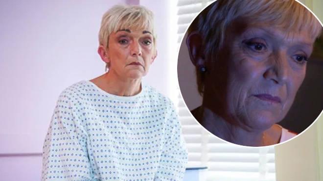 EastEnders fans think Jean is leaving EastEnders