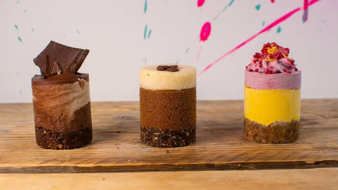 Pleesecakes vegan cheesecake