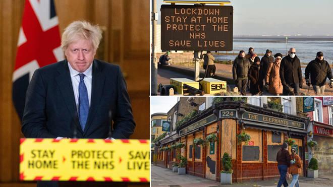 89% of England has seen a drop in coronavirus cases