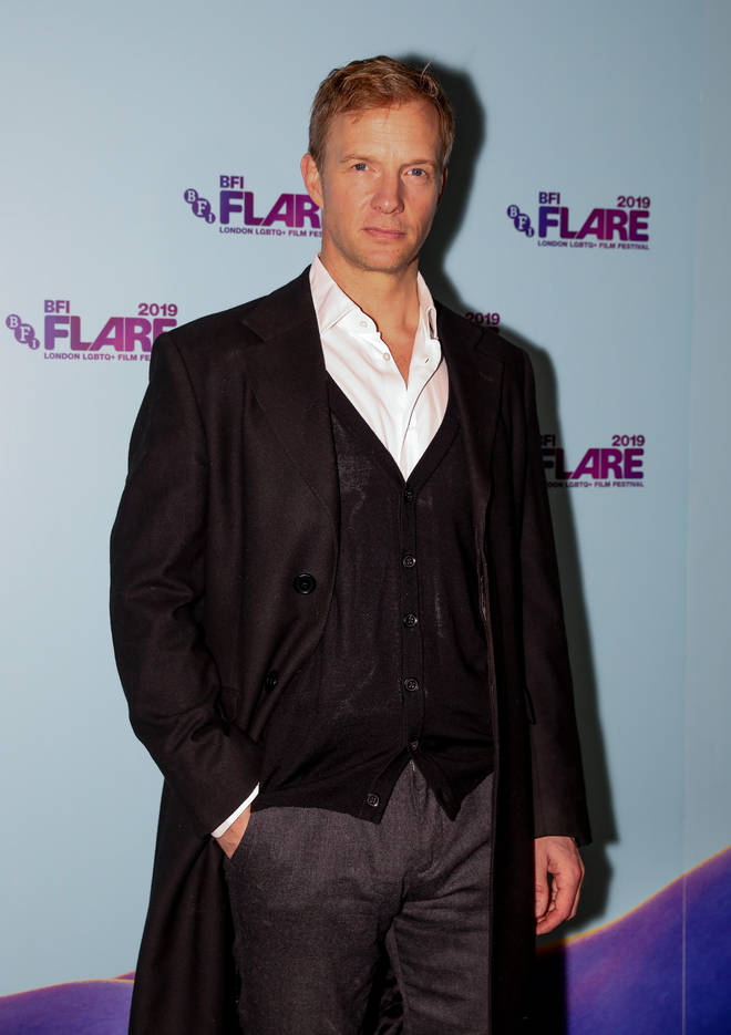 Rupert Penry-Jones plays Mark in The Drowning