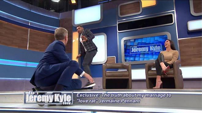 Jermaine Pennant on Jeremy Kyle