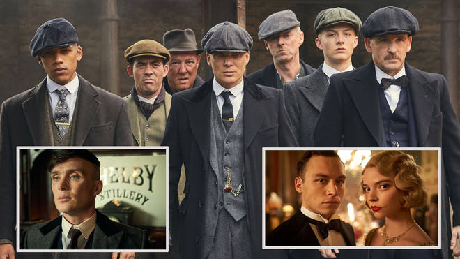Peaky Blinder is being made into a film, and we couldn't be more excited
