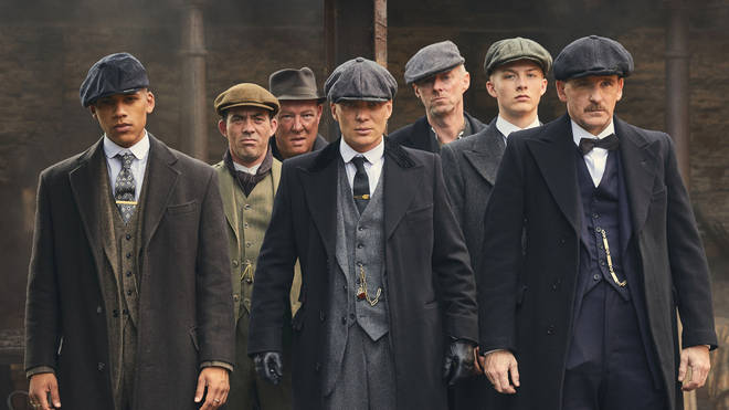 Steven Knight said that a Peaky Blinders film 'is going to happen'