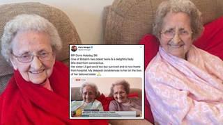Doris Hobday has sadly died