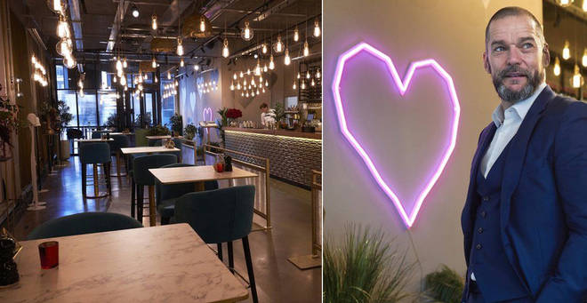 Where is the new First Dates restaurant?