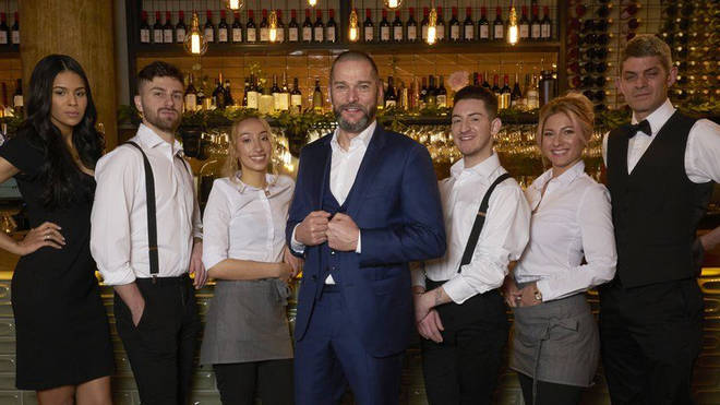 First Dates is back for a new series