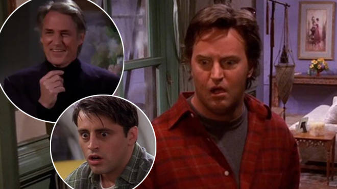 Matthew Perry's dad was in an episode of Friends