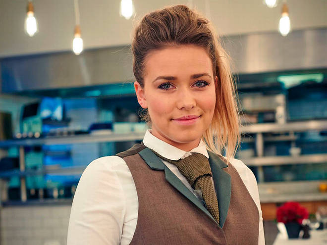 Laura won't be returning for First Dates this series