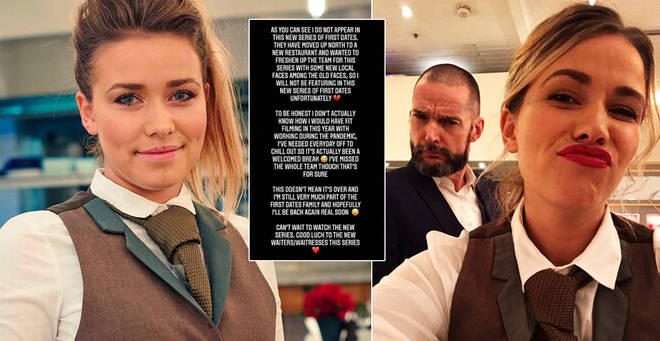 Laura Tott has revealed why she isn't on First Dates