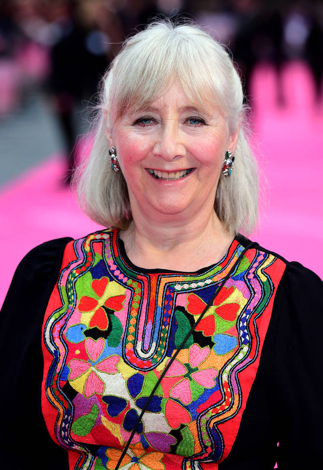 Gemma Jones has a long list of credits to her acting career