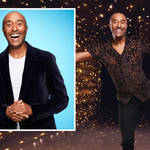 Colin Jackson is competing in this year's Dancing On Ice