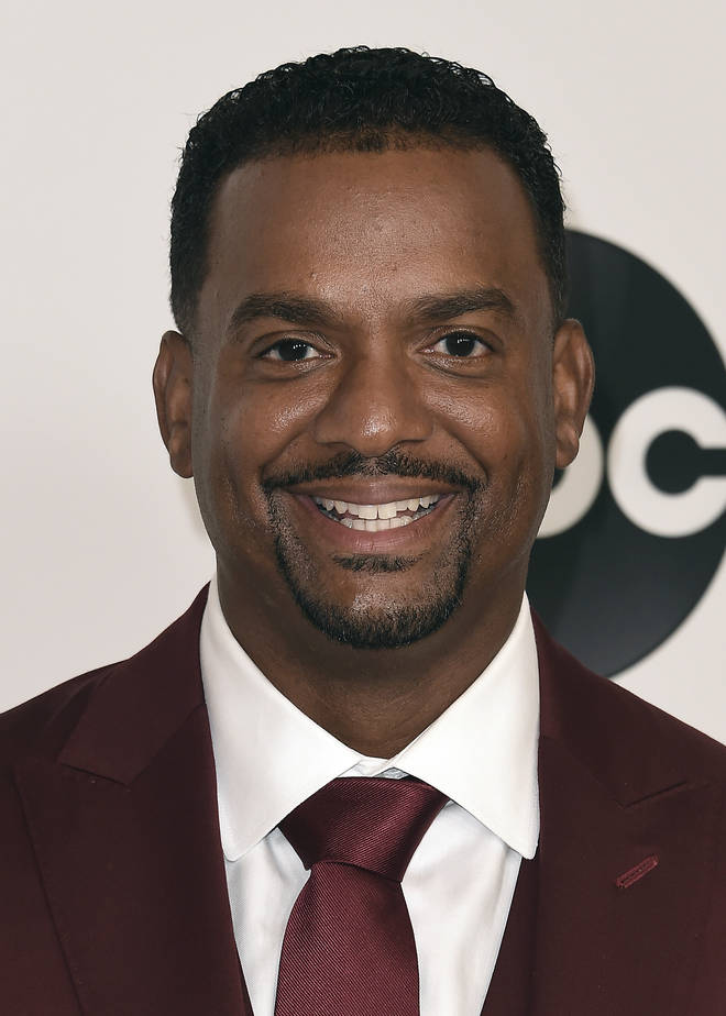 Alfonso Ribeiro is judging on this week's Strictly