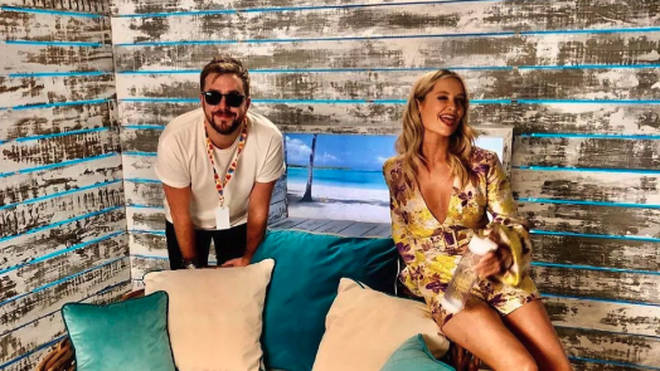 Iain has hinted that Love Island could be back this year