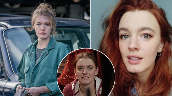 Amy-James Kelly is starring in The Bay season 2