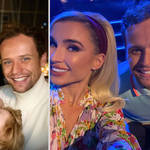 Mark Hanretty is skating with Billie Shepherd this year on Dancing On Ice