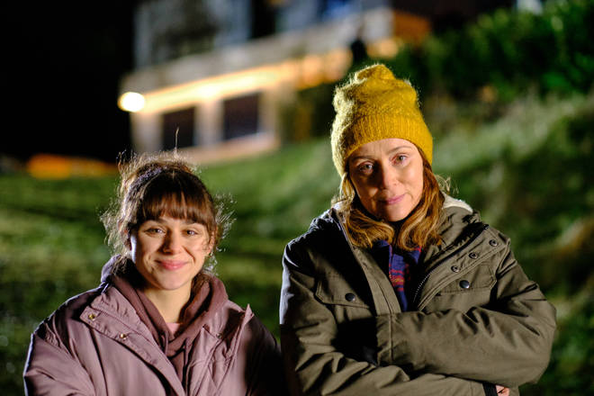 Finding Alice is on ITV this January