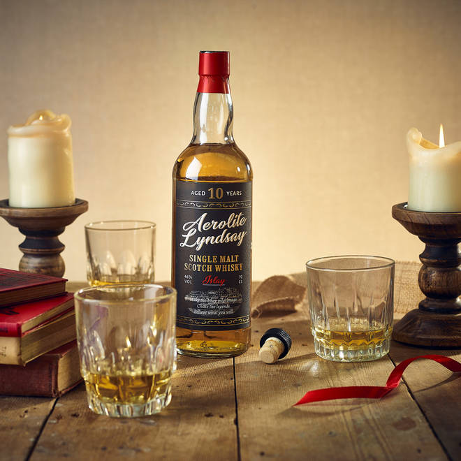 This is a deliciously aromatic serve with tones of bonfire smoke and toffee penny, with a pinch of salt