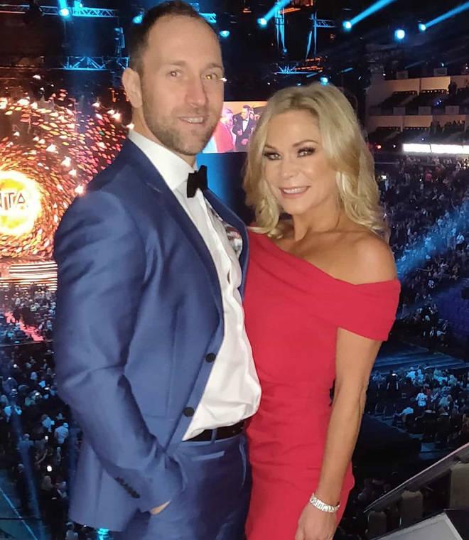 Lukasz Rozycki is married to fellow ice skater Alexandra